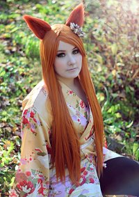 Cosplay-Cover: Herbst Kitsune