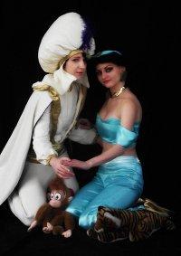 Cosplay-Cover: Prinz Ali