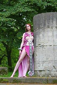 Cosplay-Cover: Aphrodite [God of War III]