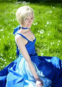 Cosplay-Cover: Princess Uranus