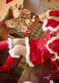 Cosplay-Cover: Haruhi Suzumiya {Christmas}
