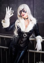 Cosplay-Cover: Black Cat