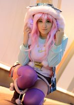 Cosplay-Cover: Super Sonico {Cat Vest}
