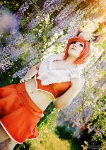 Cosplay-Cover: Flamara [Gijinka]