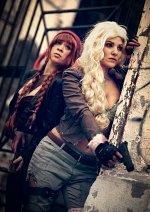 Cosplay-Cover: Elsa (Walking Dead Crossover)