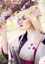 Cosplay-Cover: Bishamon (Yukata)