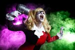 Cosplay-Cover: Harley Quinn {Classic Suit}
