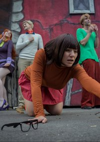 Cosplay-Cover: Velma Dinkley