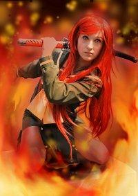Cosplay-Cover: Shana