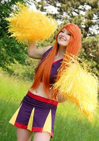 Cosplay-Cover: Kim Possible (Cheerleader)