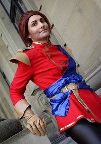 Cosplay-Cover: Lord Inquisitor Trevelyan (Winterpalast Uniform)