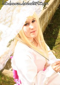 Cosplay-Cover: Merryweather Hargreaves