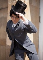 Cosplay-Cover: William Herondale