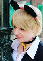 Cosplay-Cover: Luise Beilschmidt   FanArt Mickey [Nyo!Germany]