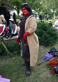 Cosplay-Cover: Hellgirl