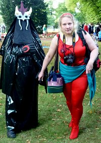 Cosplay-Cover: Nemesis