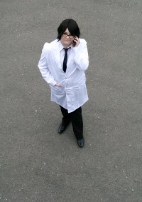 Cosplay-Cover: Kishitani Shinra