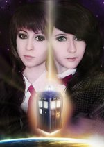 Cosplay-Cover: Eleventh Doctor (Female)