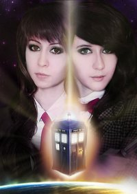 Cosplay-Cover: Tenth Doctor (Female)