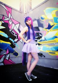 Cosplay-Cover: Twilight Sparkle
