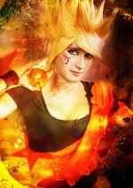 Cosplay-Cover: Son Goku (Female)