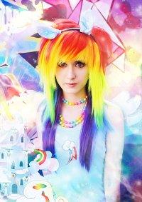 Cosplay-Cover: Rainbow Dash