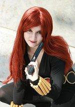 Cosplay-Cover: Black Widow 『Shunya Yamashita Design』