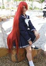 Cosplay-Cover: Lyvelin (High School Version)