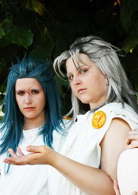 Cosplay-Cover: Saix-Olymp