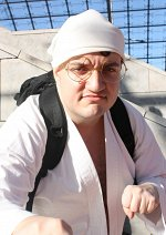 Cosplay-Cover: Genma Saotome