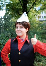 Cosplay-Cover: Arthur Shappey [Cabin Pressure]