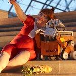 Cosplay: Mary ( Wall-E )