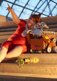 Cosplay-Cover: Mary ( Wall-E )