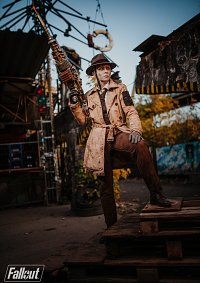Cosplay-Cover: Nick Valentine