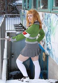 Cosplay-Cover: Haruka Suzushiro [Winter-Schuluniform]