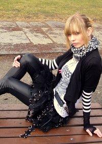 Cosplay-Cover: black'n white