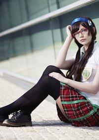Cosplay-Cover: Mari Makinami » schooluniform