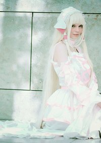 Cosplay-Cover: Chii »white dress