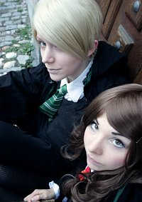 Cosplay-Cover: Hermine Granger (School)