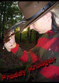Cosplay-Cover: Freddy Krueger
