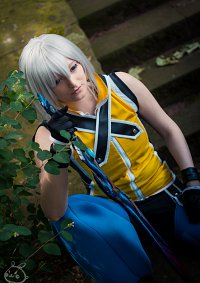Cosplay-Cover: Riku [KH1]