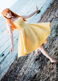Cosplay-Cover: Asuka Langley Soryu [Summer Dress]