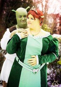 Cosplay-Cover: Prinzessin Fiona~Shrek der Dritte