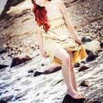 Cosplay: Ariel (Segeltuch)