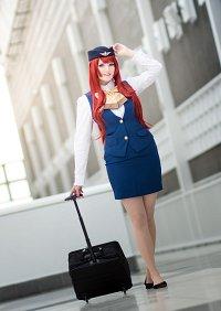 Cosplay-Cover: Shibuya Tomochika [Shining Airlines]