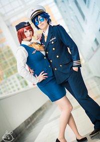 Cosplay-Cover: Tokiya Ichinose [Shining Airlines]