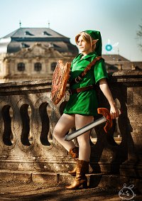Cosplay-Cover: Young Link