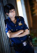 Cosplay-Cover: Yamazaki Sousuke [Police]