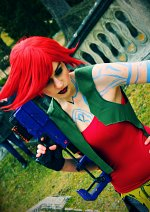 Cosplay-Cover: Lilith the Firehawk