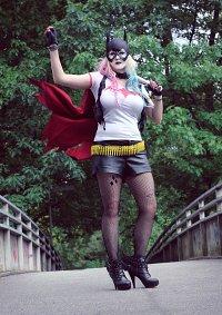 Cosplay-Cover: Harley Quinn [Batgirl Fanart]